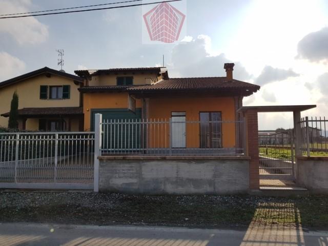 Portalbera (PV) VENDITA Villa nuova in classe C rif. 020