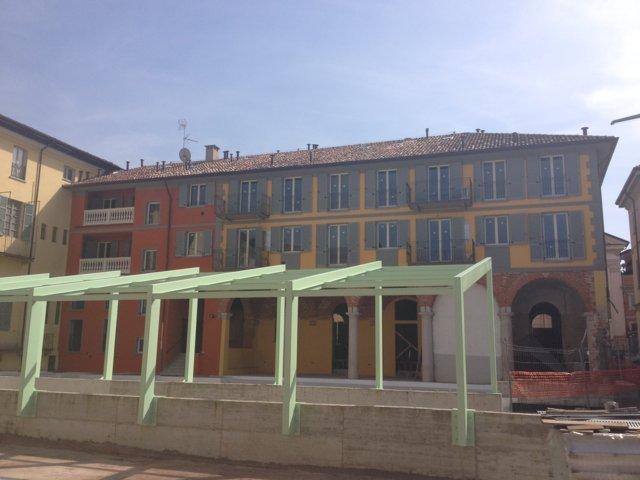 Stradella (PV) Via Marconi Appartamento trilocale classe B Rif. 098