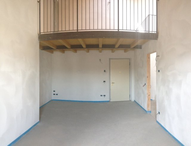 Stradella (PV) Via Marconi Attico su due livelli nuovo in classe B Rif. 099