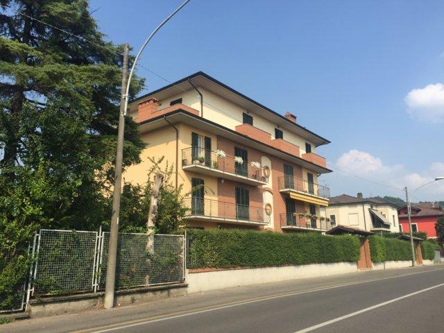 Broni (PV) via Eseguiti Appartamento bilocale parzialmente arredato Rif. 067