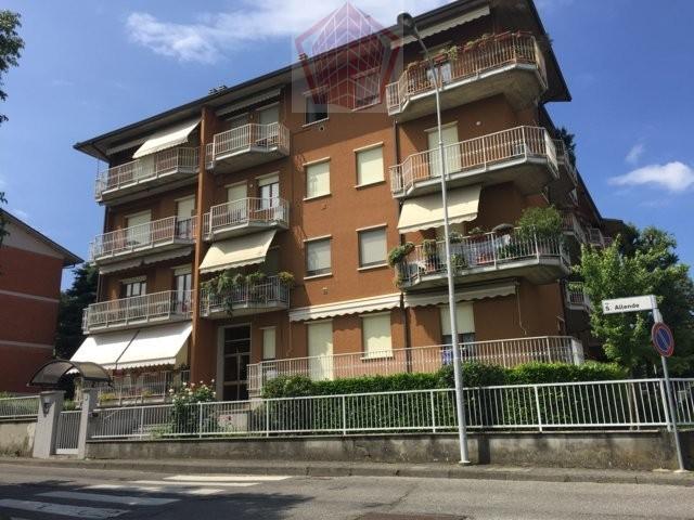 Stradella (PV) Zona Ragioneria Appartamento trilocale ristrutturato ultimo piano Rif. 092