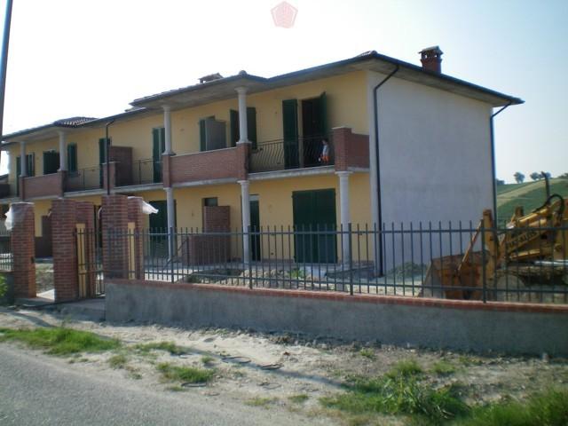 Montu Beccaria (PV) Villetta a schiera con vista panoramica Rif. 116