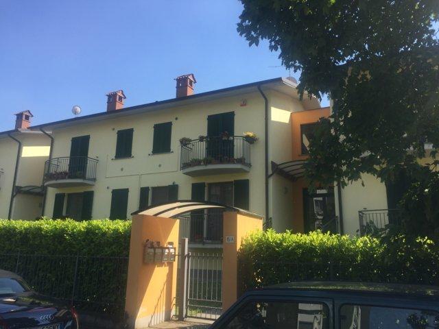 Stradella (PV) Via Brodolini Appartamento bilocale con box auto Rif. 112
