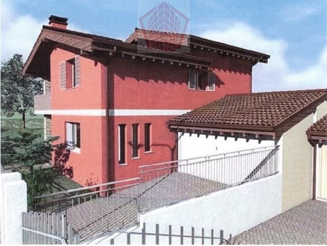 Stradella (PV) Zona Ospedale Villa nuova costruzione in Classe A Rif. 117