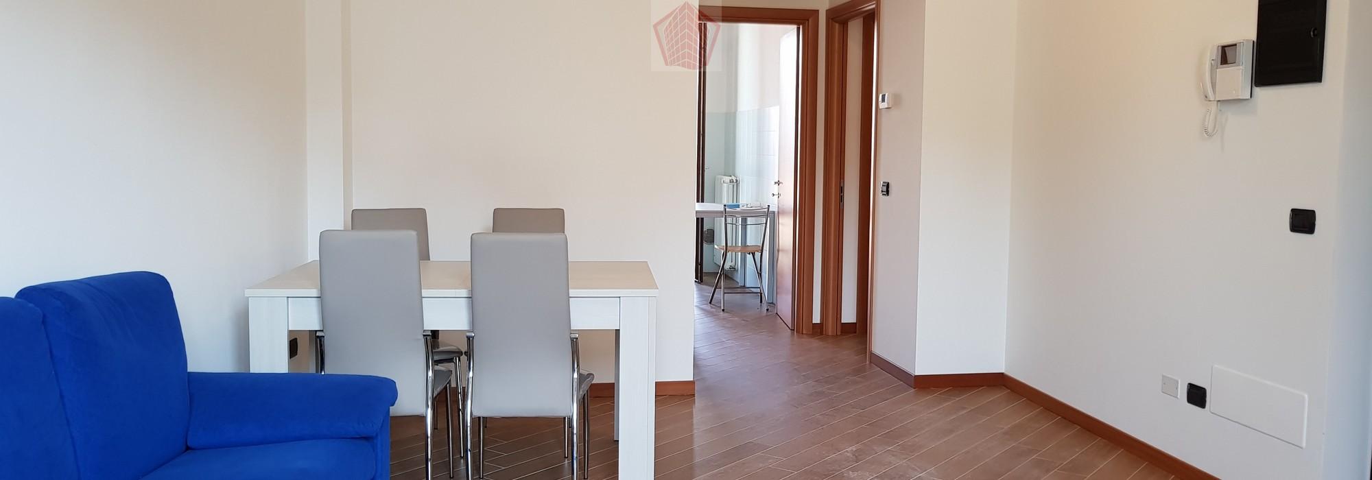 Stradella (PV) Centro Appartamento trilocale nuovo con box Classe B Rif. 133