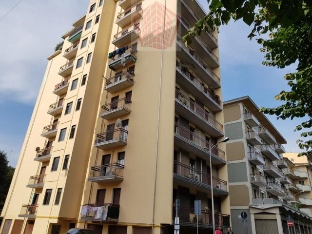 Stradella (PV) Centro Appartamento trilocale con box in vendita Rif. 134