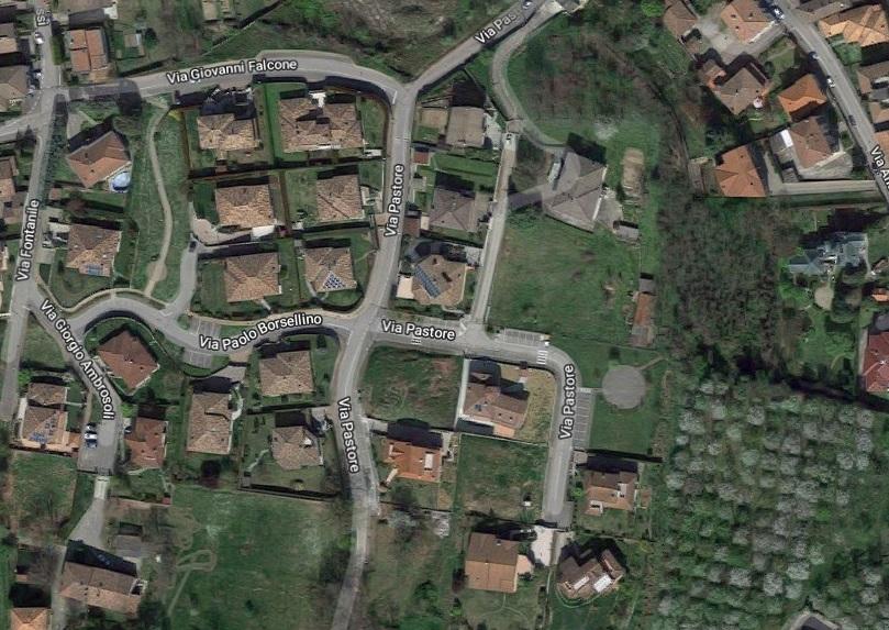 Stradella (PV) Via Pastore VENDITA Lotto terreno edificabile residenziale Rif. 168
