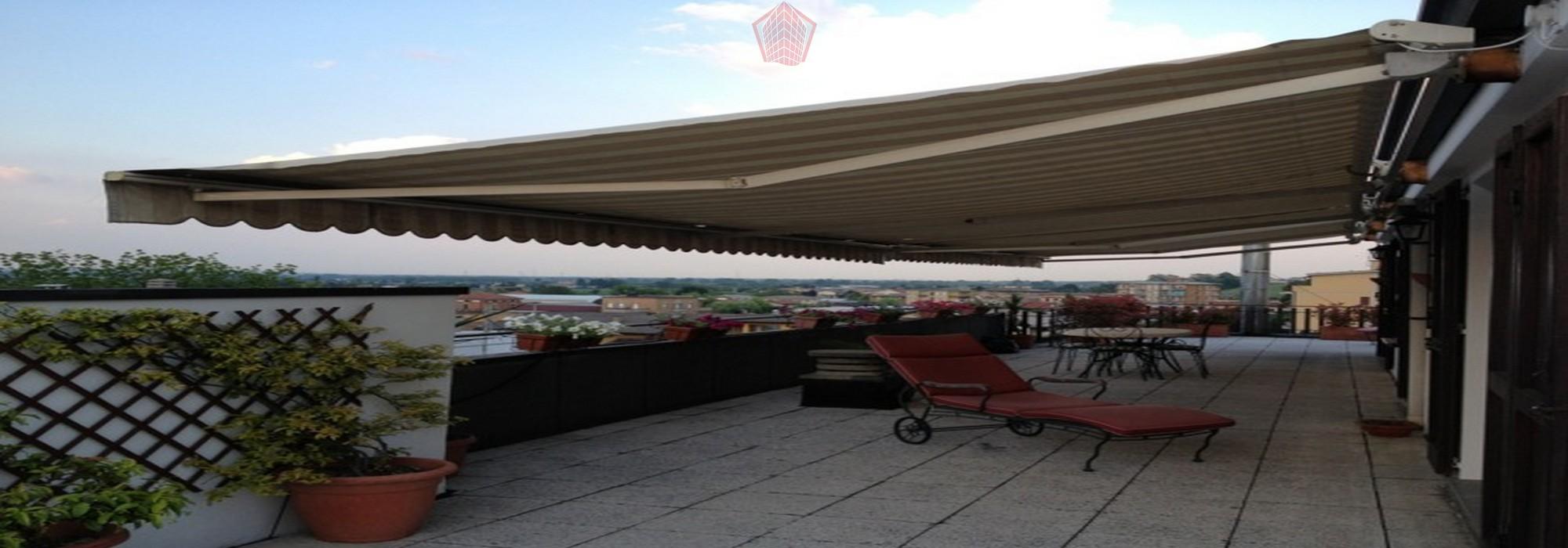 Stradella (PV) VENDITA Attico su due livelli con terrazzo panoramico rif. 019