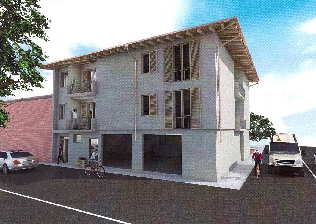 Portalbera (PV) Centro VENDITA Appartamento bilocale classe A Rif. 176