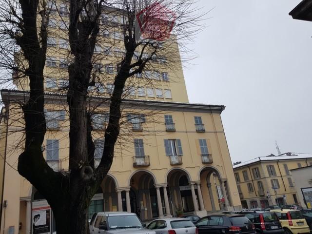 Stradella PV Piazza V.Veneto VENDITA Appartamento bilocale con vista panoramica Rif. 189