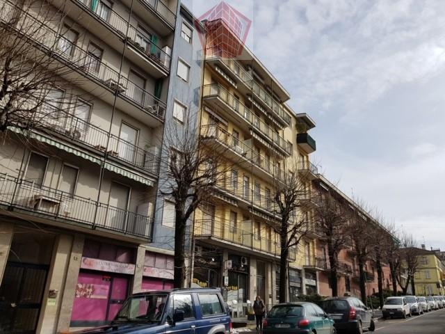 Stradella PV Via M.Partigiani VENDITA Appartamento quadrilocale con box Rif. 188