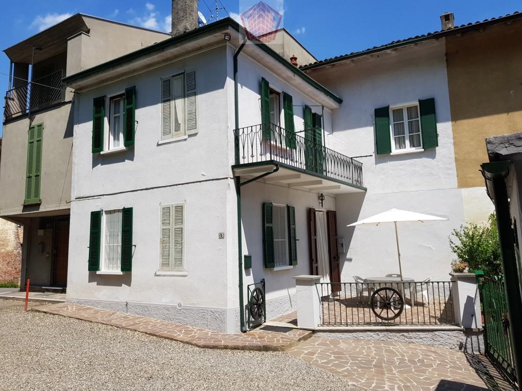 Canneto Pavese (PV) Frazione VENDITA Casa singola in Oltrepo Pavese Rif. 226