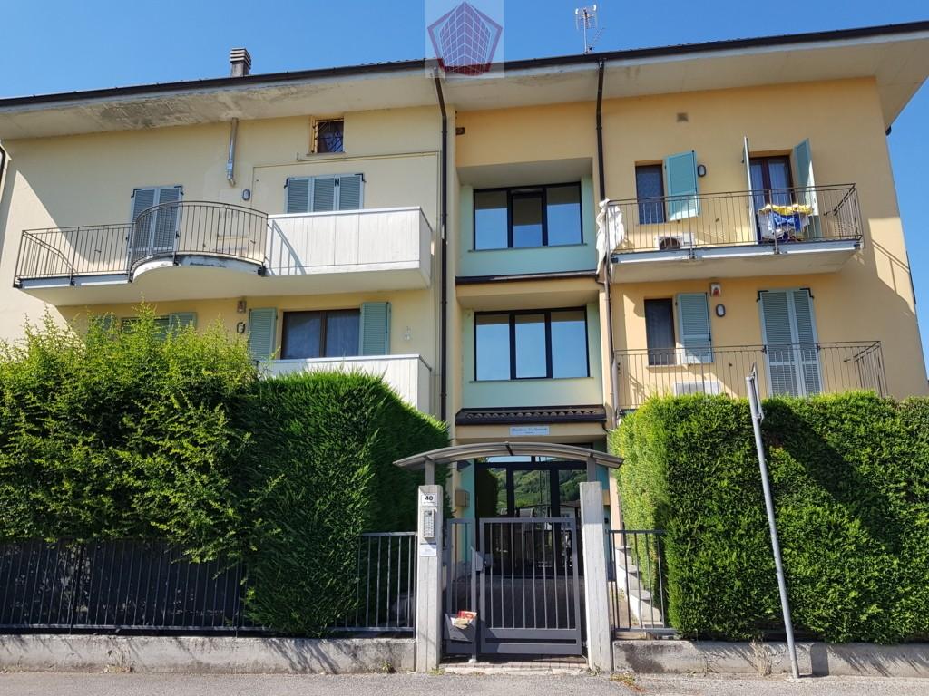 Broni (PV) VENDITA Appartamento trilocale ultimo piano Rif. 224