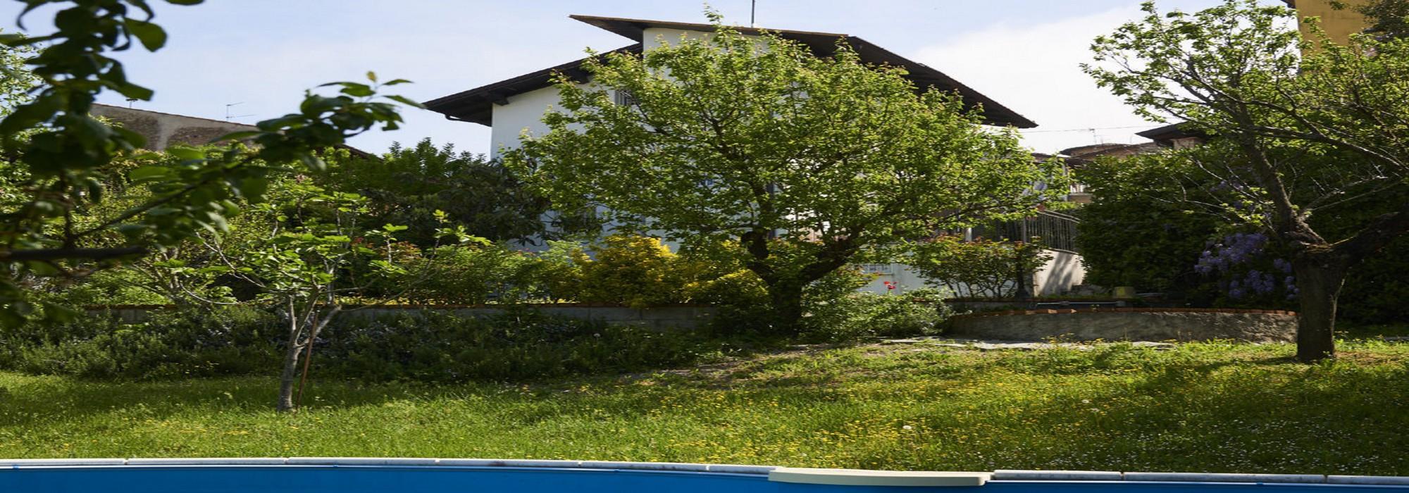Golferenzo (PV) VENDITA Villetta di pregio con piscina Rif. 209