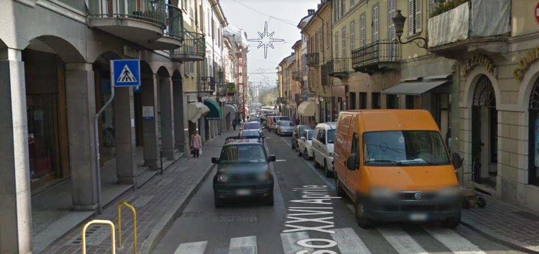 Stradella (PV) Corso XXVI Aprile AFFITTO Negozio perfettamente ristrutturato con posto auto Rif. 251