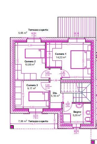 p1 villa testa