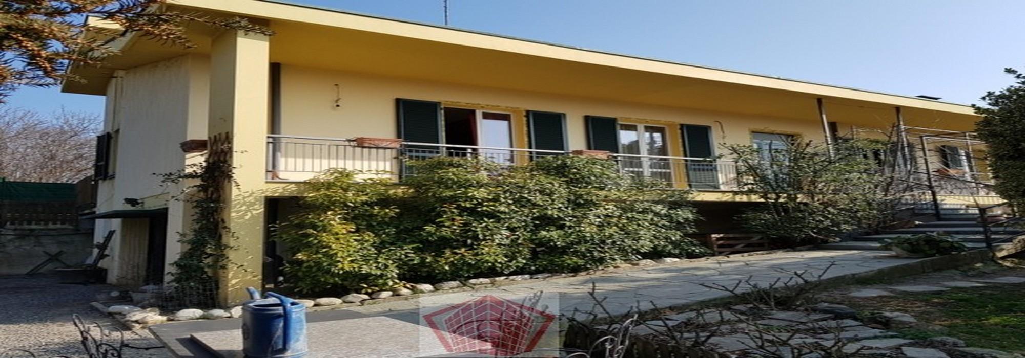 Canneto Pavese VENDITA Villa singola con giardino Rif. 276