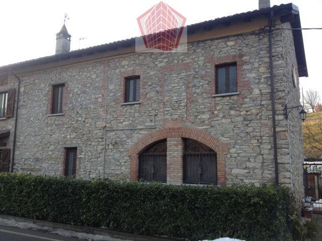 Santa Maria della Versa (PV) VENDITA Casale in pietra ristrutturato Rif. 280