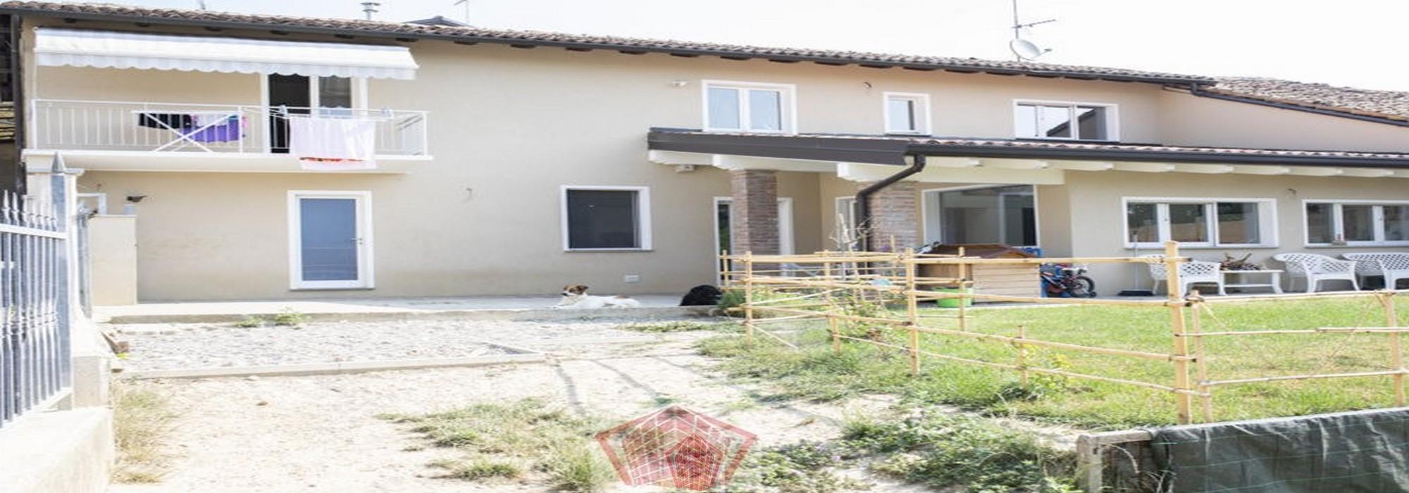 Canneto Pavese PV VENDITA Casa singola con giardino Rif. 349