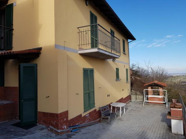 Montu' Beccaria (PV) VENDITA Villino con vista panoramica Rif. 550