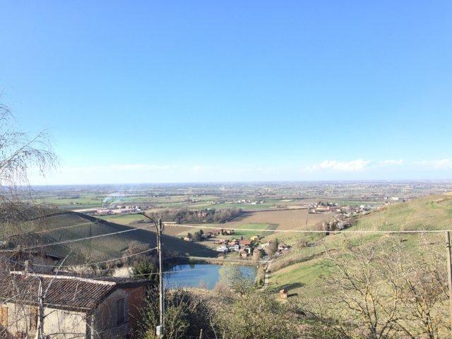 Cigognola PV Vendita Villino con terrazzo panoramico Rif. 365