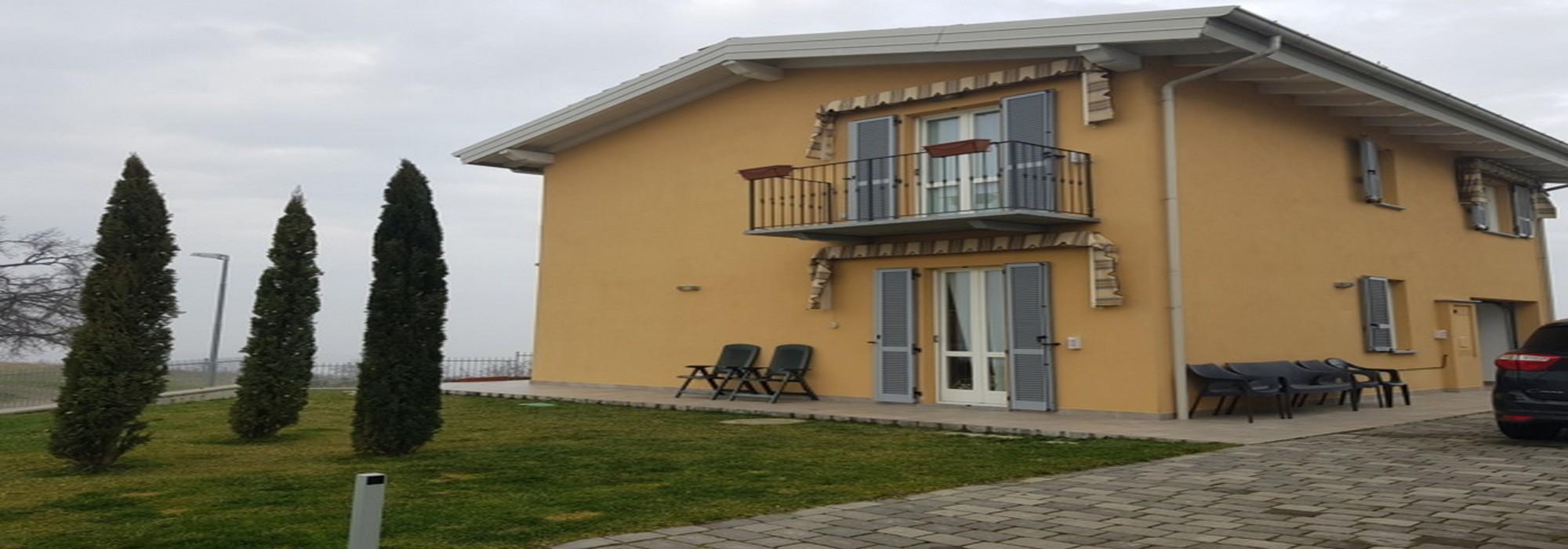 Montu' Beccaria (PV) VENDITA Villa con vista panoramica Rif. 616