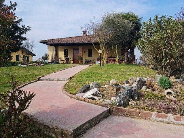 Zenevredo (PV) VENDITA Villa unifamiliare monopiano in vendita Rif. 622